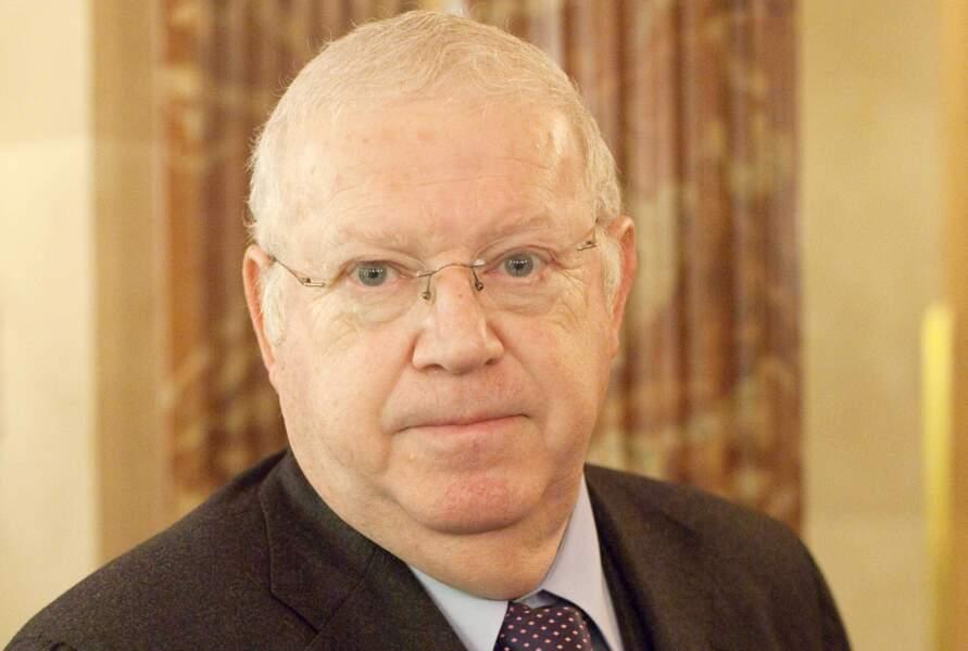 Michel Charasse, homme politique, disparu le 21 février à 78 ans