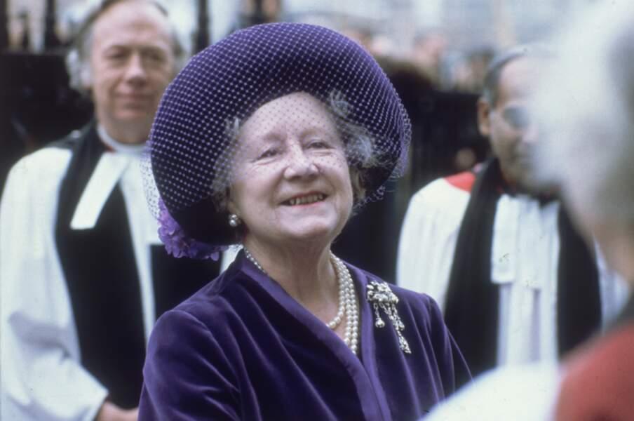 La légendaire Queen Mum