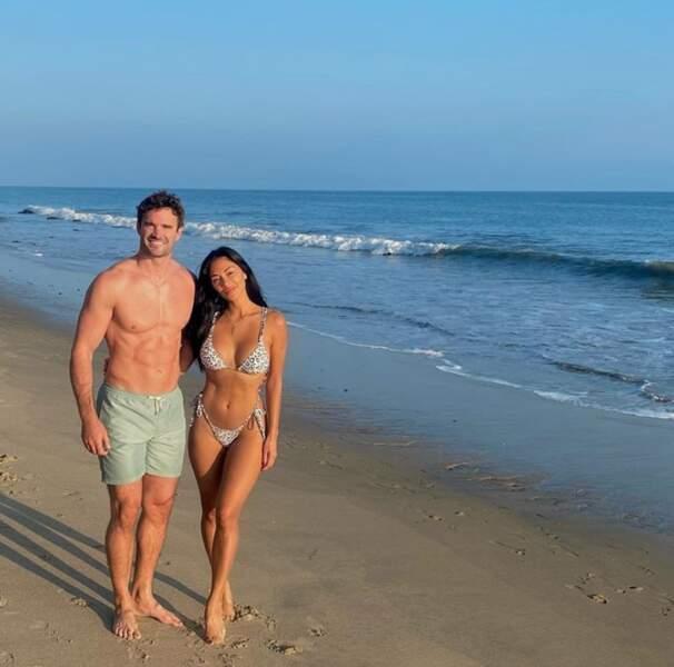 Tout comme Nicole Scherzinger et son chéri très musclé Thom Evans !