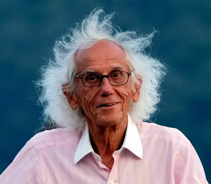 Christo, artiste plasticien, disparu le 31 mai à 84 ans.