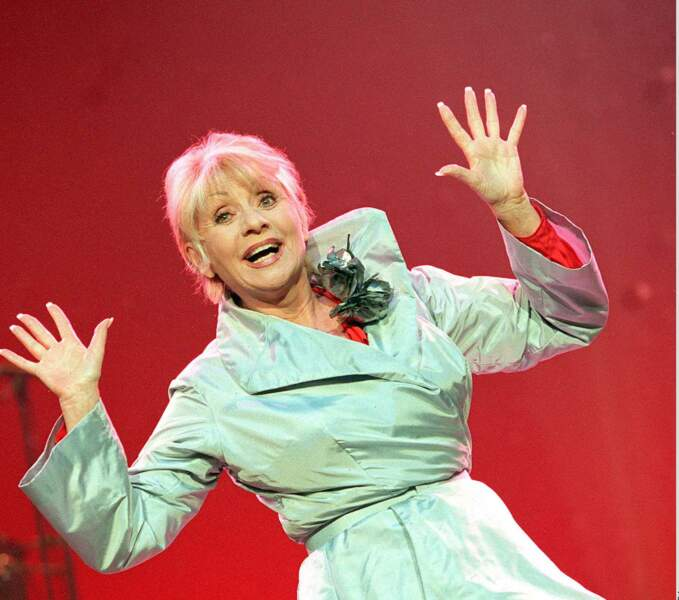 Annie Cordy, chanteuse et comédienne, disparue le 4 septembre à 92 ans