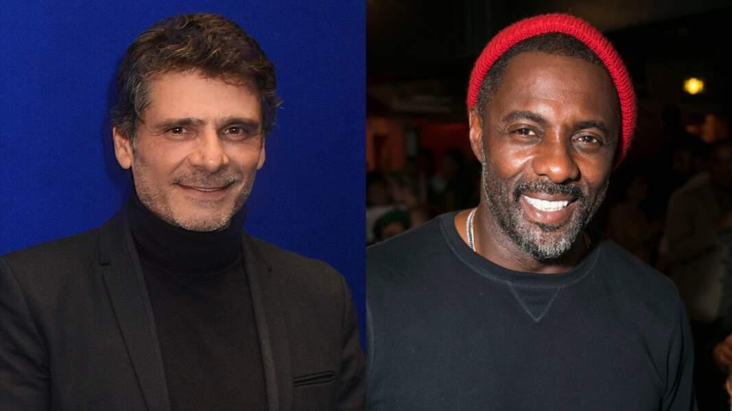 Pascal Elbé, Idris Elba... À part une ressemblance orthographique dans le nom, vous ne voyez pas ?