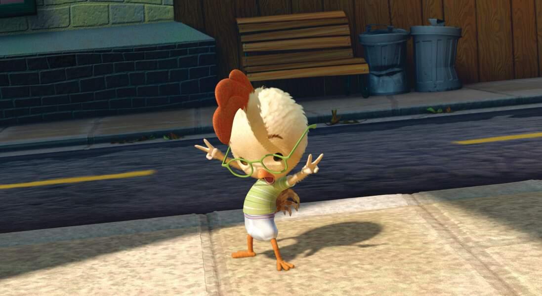 Et oui ! Ils sont Chicken Little !
