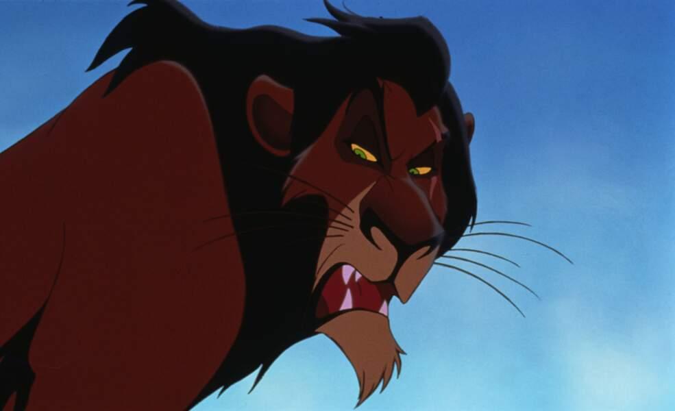 """Pourtant, on les a détestés quand ils ont prêté leur voix à Scar dans """"Le Roi Lion"""""""