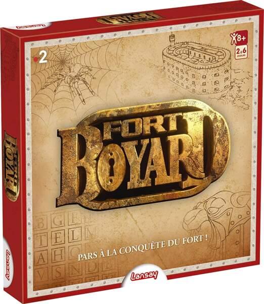 Fort Boyard : un jeu passe-partout