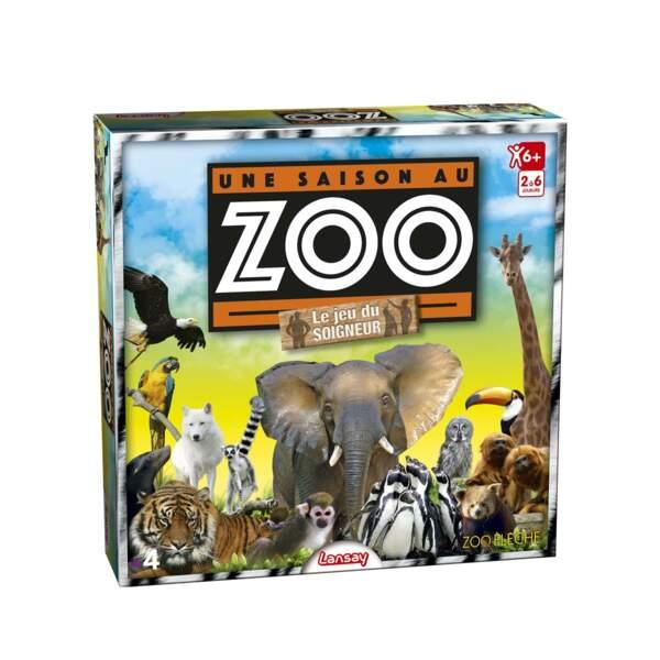Une saison au zoo : soyez des flèches !