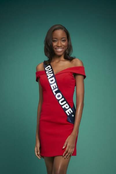 Miss Guadeloupe, Kenza Andreze-Louison