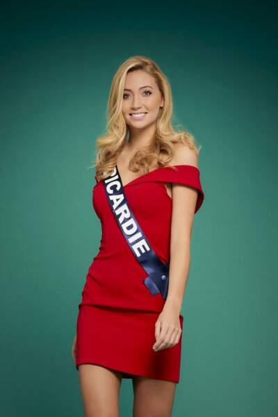 Miss Picardie, Tara de Mets