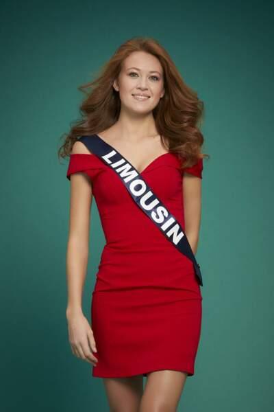 Miss Limousin, Léa Graniou