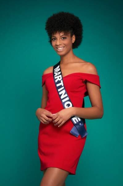 Miss Martinique, Séphorah Azur