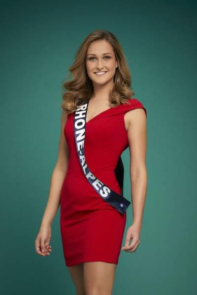 Miss Rhône-Alpes, Anais Roux