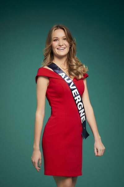 Miss Auvergne, Geromine Prique