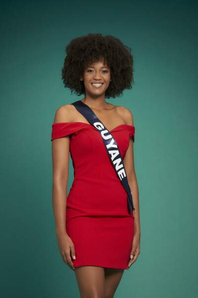 Miss Guyane, Heleneschka Horth