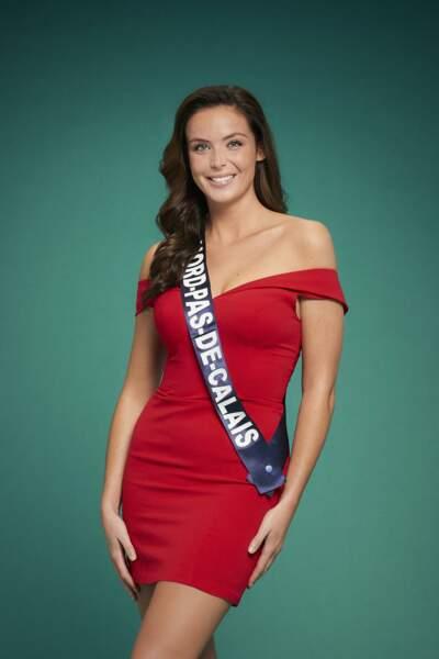 Miss Nord-Pas-De-Calais, Laura Cornillot