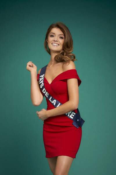 Miss Pays De La Loire, Julie Tagliavacca