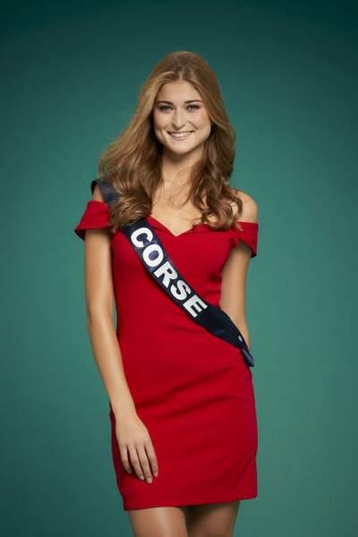 Miss Corse, Noemie Leca