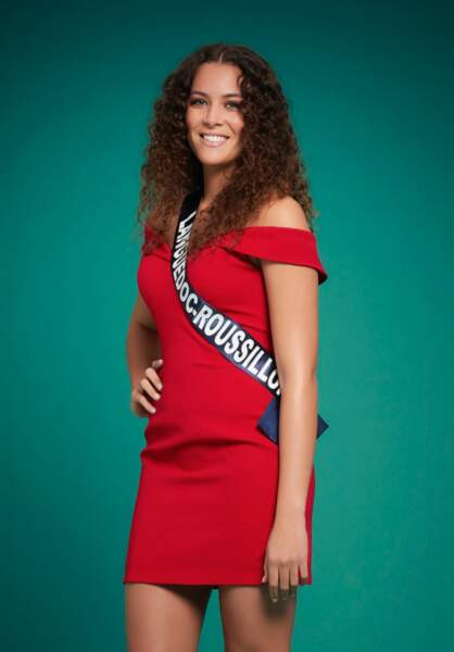 Miss Languedoc-Roussillon, Illana Barry