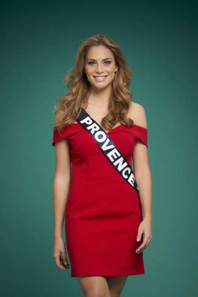 Miss Provence, April Benayoum