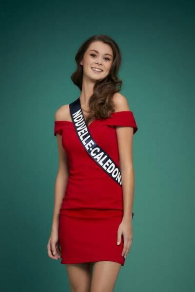 Miss Nouvelle-Calédonie, Louisa Salvan