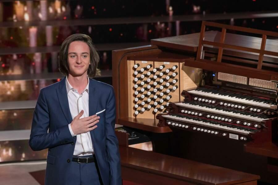 Stan, 16 ans, orgue