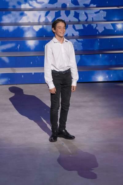 Raphaël, 13 ans, violon