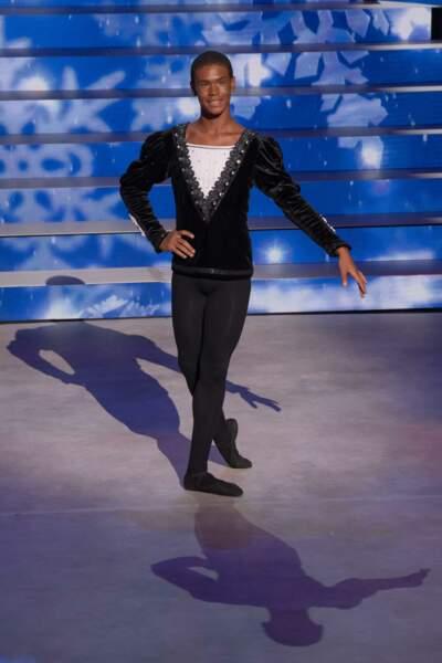 Iman, 15 ans, danse