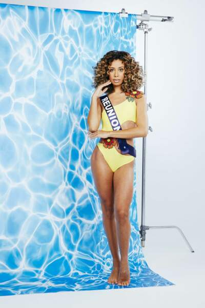 Miss Réunion, Lyna Boyer