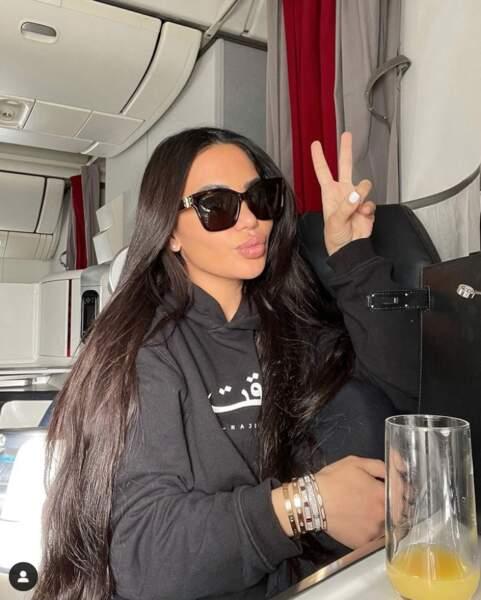 Milla Jasmine s'envole pour Miami après un an d'absence