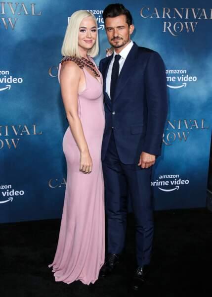 Le couple star Katy Perry et Orlando Bloom sont les heureux parents d'une petite Daisy. Katy Perry est maman pour la première fois tandis qu'Orlando Bloom est déjà le papa d'un petit Flynn, 9 ans, né de son premier mariage, avec le mannequin Miranda Kerr