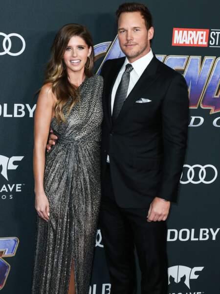 La star  des films Avengers et Les Gardiens de la Galaxie, Chris Pratt, et sa femme, l'auteure Katherine Schwarzenegger sont parents d'une petite Lyla Maria née le 10 août