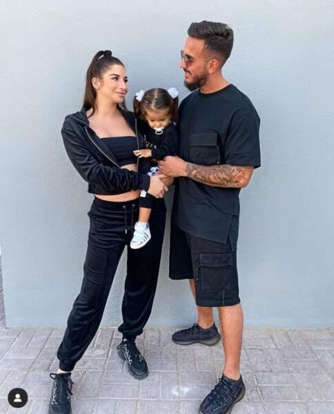 Liam Di Benedetto déclare tout son amour à son mari et sa fille