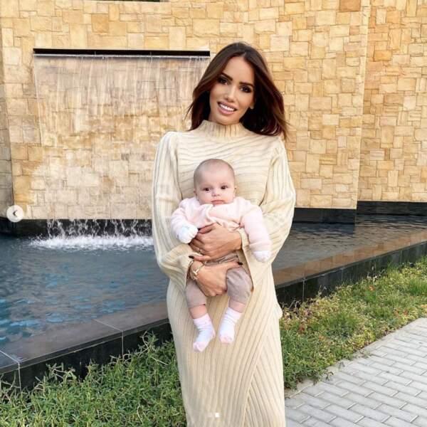 Manon Tanti dévoile un adorable cliché avec Angelina