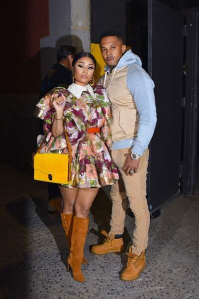 La rappeuse de 37 ans Nicki Minaj a donné naissance à un garçon le 30 septembre