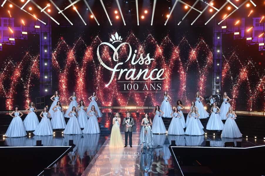 Voici les premières images de nos 29 Miss régionales. Le jury est présidé par Iris Mittenaere, Miss Univers et Miss France 2016 !