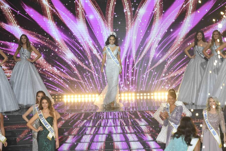 Qui succédera à Clémence Botino, couronnée Miss France 2020 ?