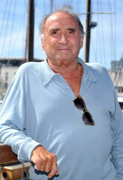 Claude Brasseur, comédien,  disparu le 22 décembre à 84 ans
