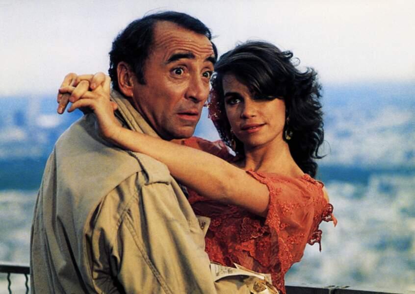En 1986, il tombe sous le charme de Valérie Kaprisky dans La gitane de Philippe De Broca.