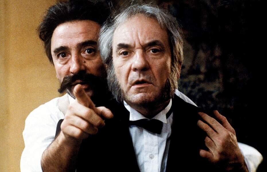 Il endosse le rôle de Guy de Maupassant dans le film éponyme en 1982.