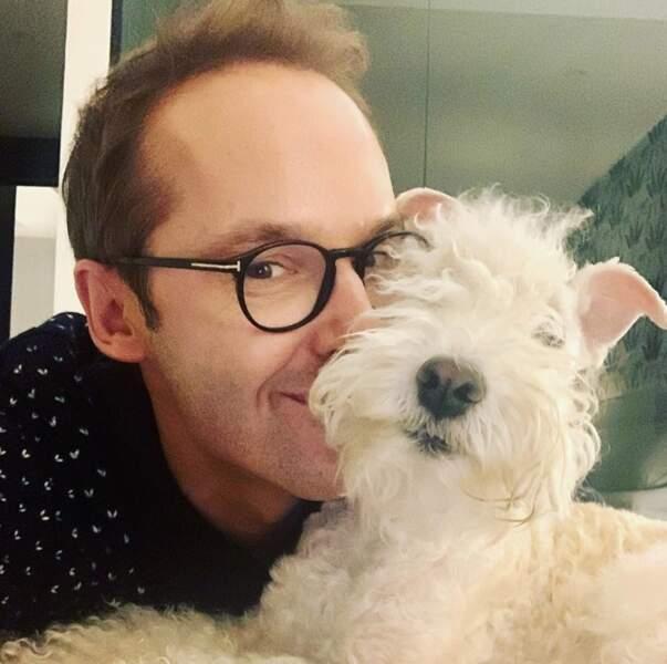 Vous préférez les animaux ? Voici Jazz, fidèle compagnon de Damien Thévenot.