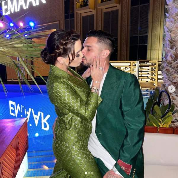 Manon et Julien Tanti plus amoureux que jamais