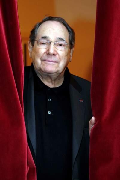 Robert Hossein, acteur, scénariste metteur en scène, décédé le 31 décembre à 93 ans