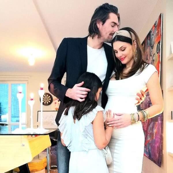 Et on envoie toutes nos félicitations à Camille Lacourt et Alice Detollenaere, qui attendent un petit garçon !