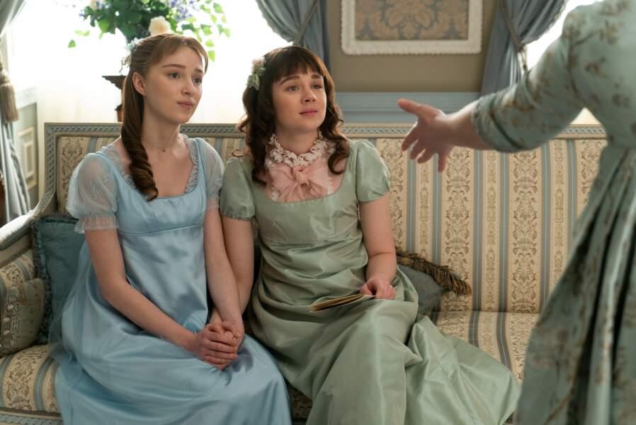A l'inverse de Daphne, sa sœur Eloise ne veut pas se marier, bien au contraire. Elle souhaiterait s'affranchir de la nécessité de trouver un mari, et se consacrer à ses passions : la lecture et la découverte de la véritable identité de la mystérieuse lady Whistledown