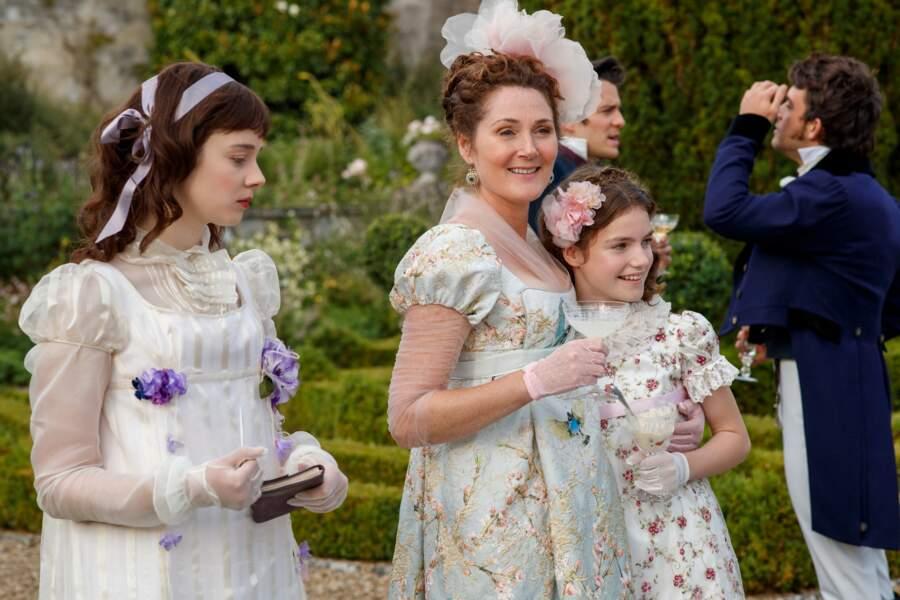 Pour lady Violet Bridgerton, qui aime tendrement ses enfants, rien n'est plus important que de leur trouver de bons partis…