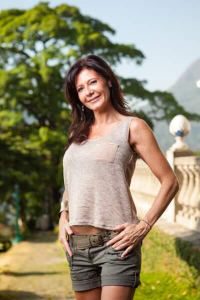 Avant les Anges 7, Nathalie s'était fait connaître dans Secret Story où elle jouait la mère de Vivian