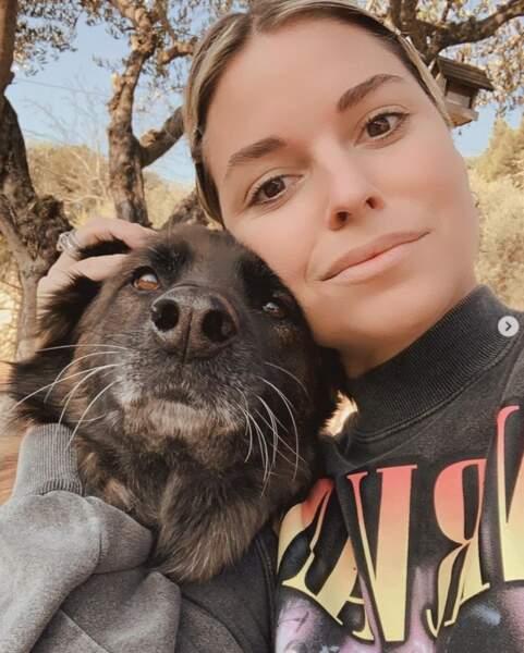Et ça c'est Zazou, le chien de Sophie Tapie.