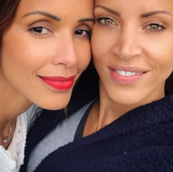 Un joli selfie entre amies (depuis 20 ans !) pour Sonia Rolland et Noémie Lenoir.