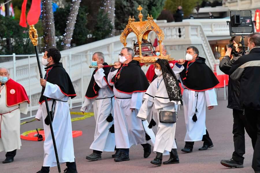 Monaco célébrait comme chaque fin janvier sa sainte patronne