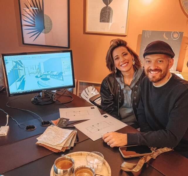 Enfin, Daniela et son compagnon sont en pleine conception de leur futur appartement !