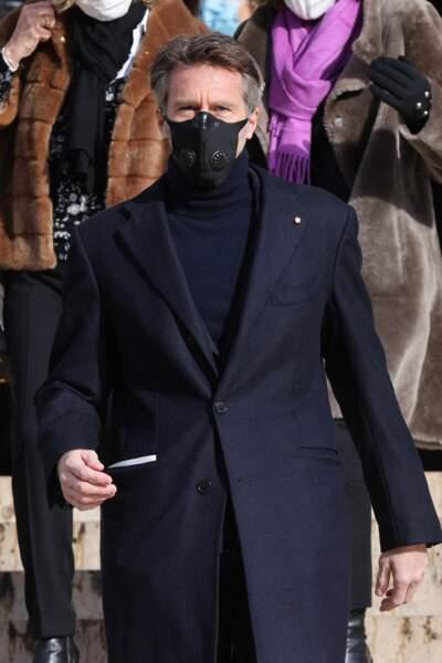 Le prince Emmanuel-Philibert de Savoie.